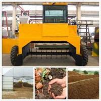 Manure Composting Machine