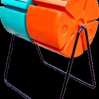 Twin Drum Composter 120 Ltr