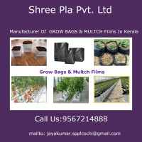 Grow bags and all types of Polythene covers