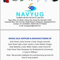 solar panel and other solar equipment
