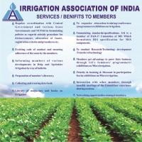 Irrigation Association of India, IAI