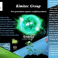 BOMBARDIER, Organic fertilizer, product of Kimitec Group