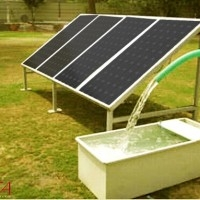 SOLAR WATER PUMPS FOR IRRIGATION