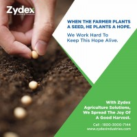 Zydex Industries - Biofertilizer Manufacturer and Supplier from India