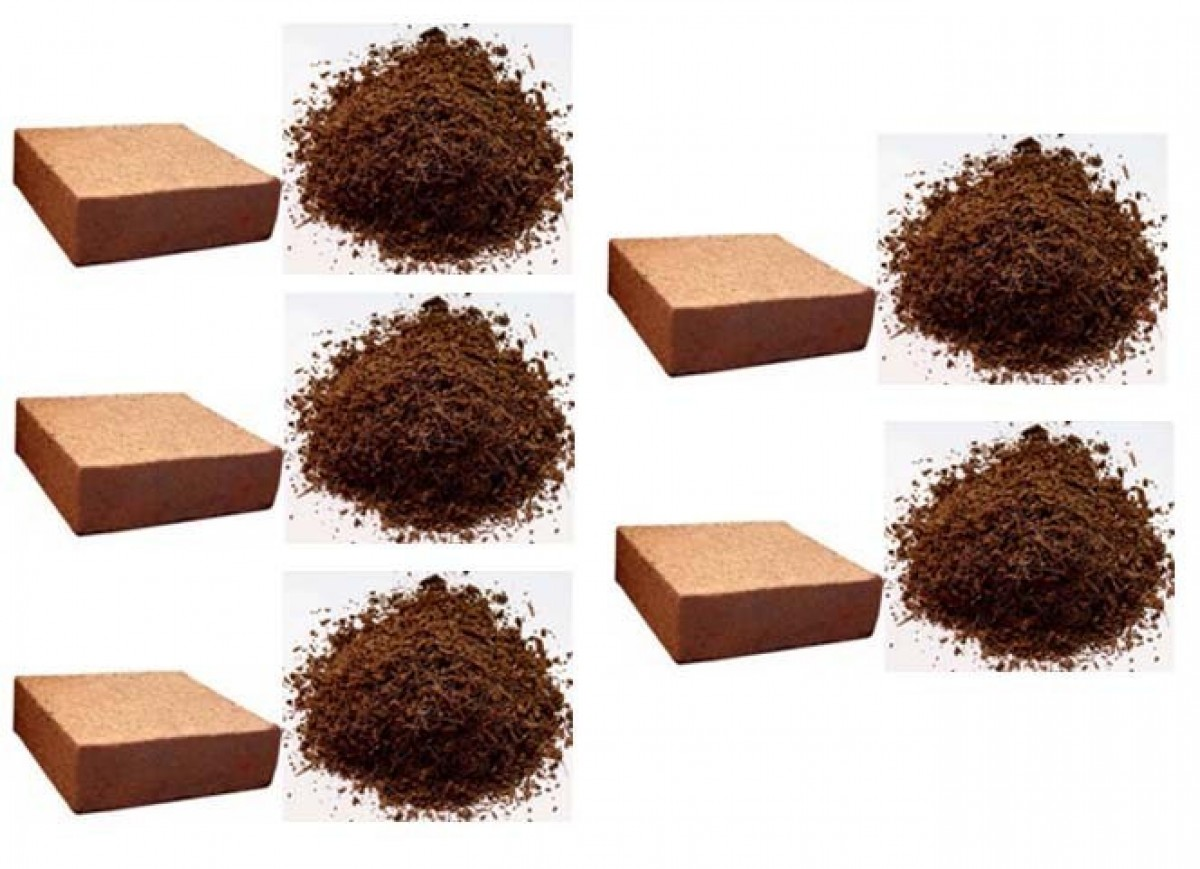 Agricultural used cocopeat