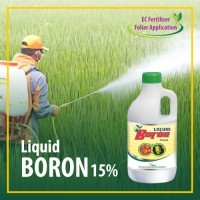Liquid Boron Fertilizer To Enhance Crop Production : Peptech biosciences