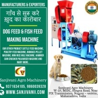 Fish Feed Machine Manufacturer - Manufacturer & Exporter India
